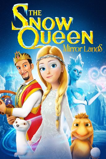 The Snow Queen: Mirror Lands Poster