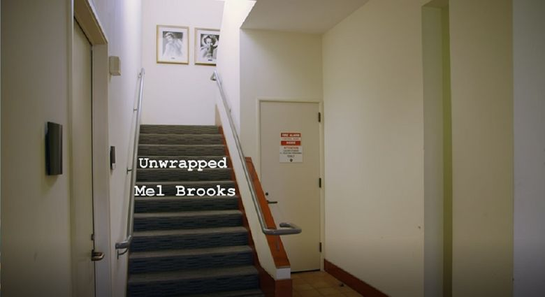 Mel Brooks: Unwrapped Poster