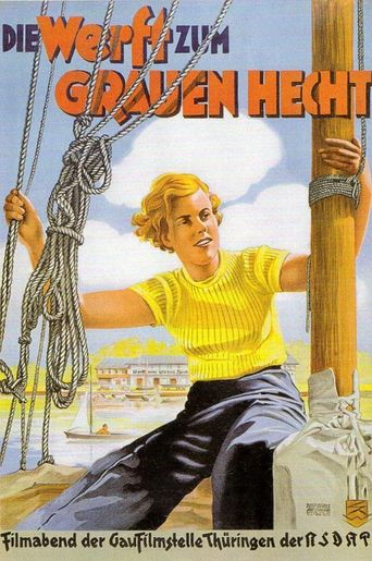 Die Werft zum Grauen Hecht Poster