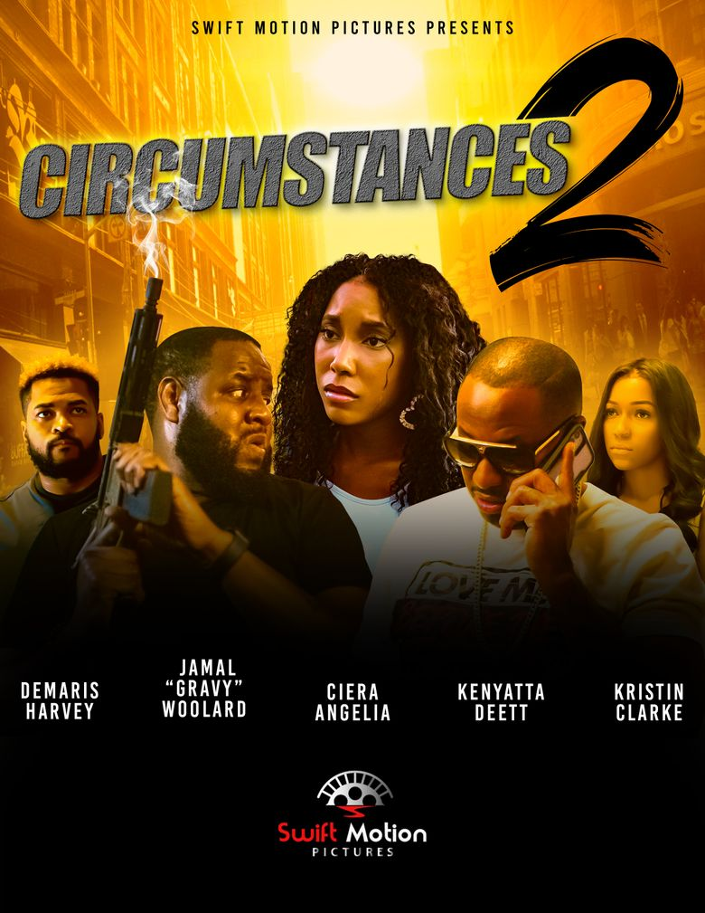 Circumstances 2: The Chase Poster