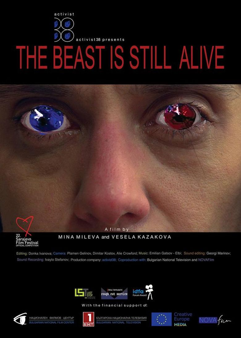 The Beast Is Still Alive Poster