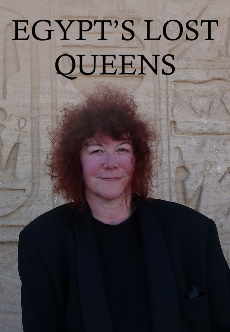 Egypt's Lost Queens Poster