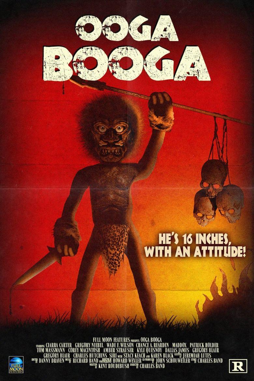 Ooga Booga Poster