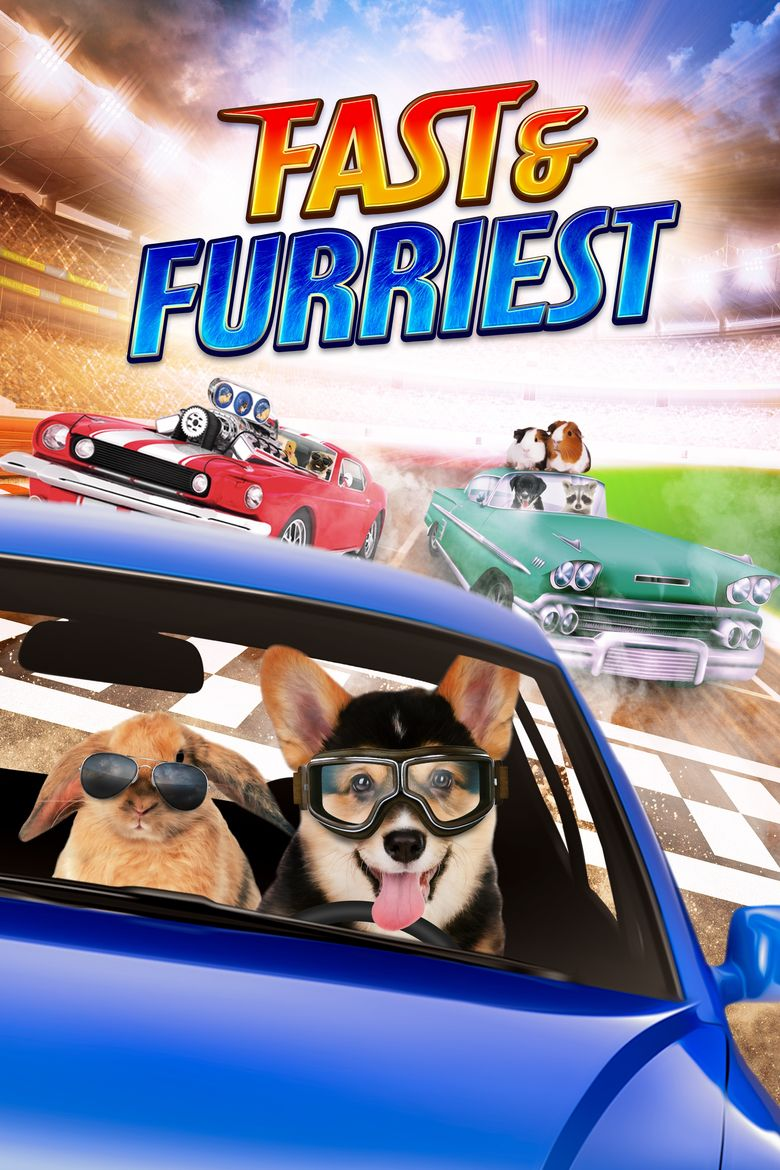 Fast and Furriest Poster