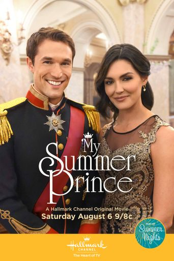 My Summer Prince Poster