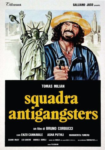 Squadra antigangsters Poster