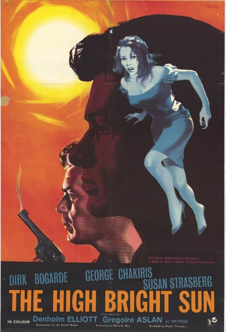 The High Bright Sun Poster