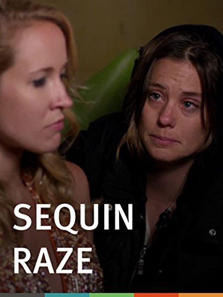 Sequin Raze Poster