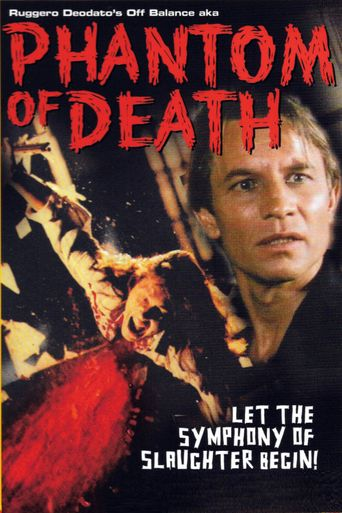 Phantom of Death Poster