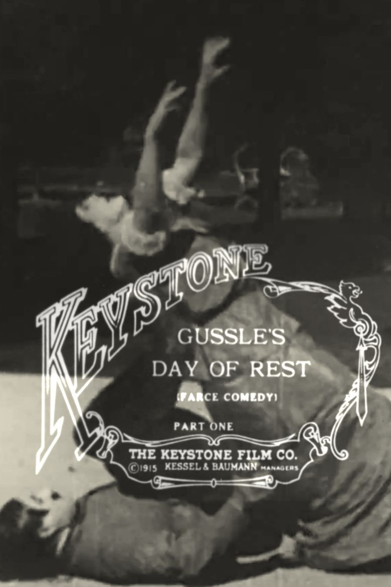 Gussle's Day of Rest Poster