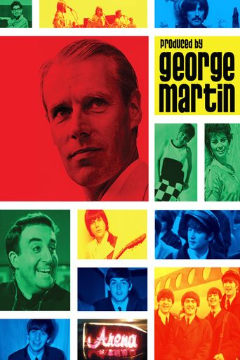 Produced By George Martin Poster