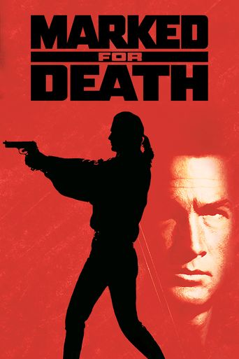 Marked for Death Poster