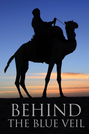 Behind the Blue Veil Poster
