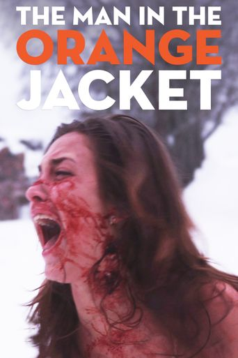 The Man in the Orange Jacket Poster