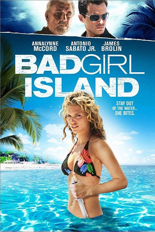 Bad Girl Island Poster