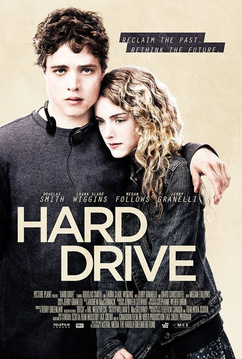 Hard Drive Poster