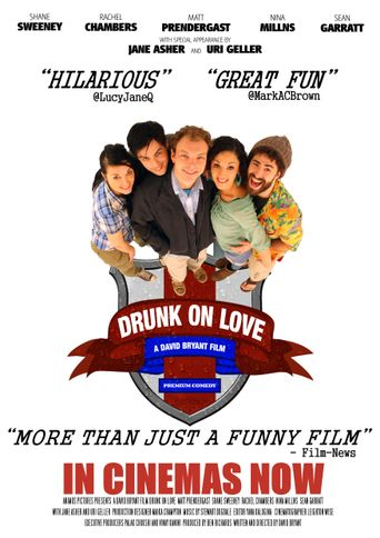Drunk on Love Poster
