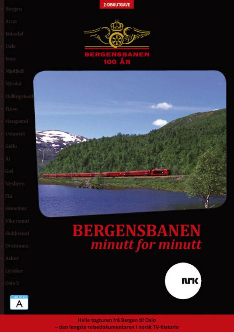Bergensbanen Poster