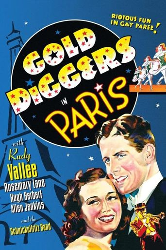 Watch Gold Diggers in Paris