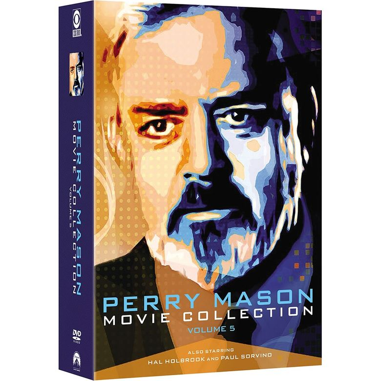 Perry Mason: The Case of the Lethal Lesson Poster
