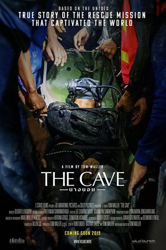 Miracle in the Cave Poster