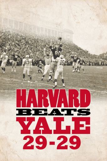 Watch Harvard Beats Yale 29-29
