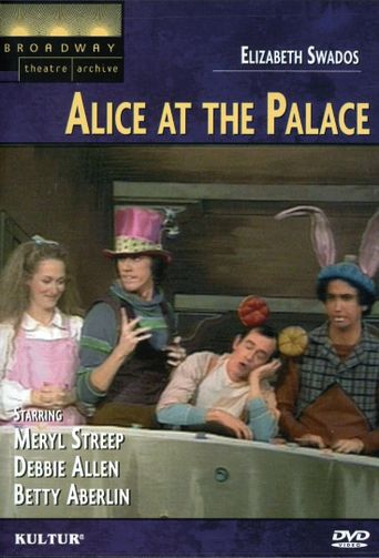 Alice at the Palace Poster