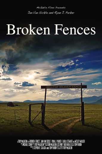 Broken Fences Poster