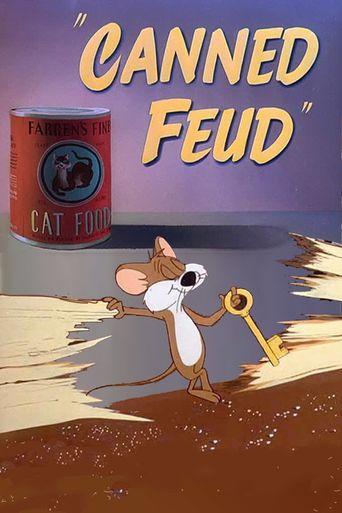 Canned Feud Poster
