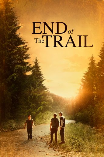 End of the Trail Poster