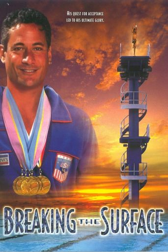 Breaking The Surface: The Greg Louganis Story Poster