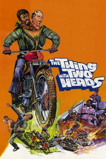 The Thing with Two Heads Poster