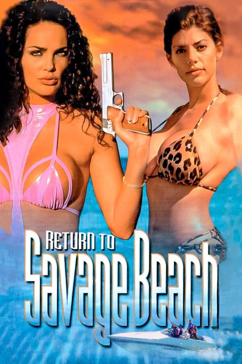 L.E.T.H.A.L. Ladies: Return to Savage Beach Poster