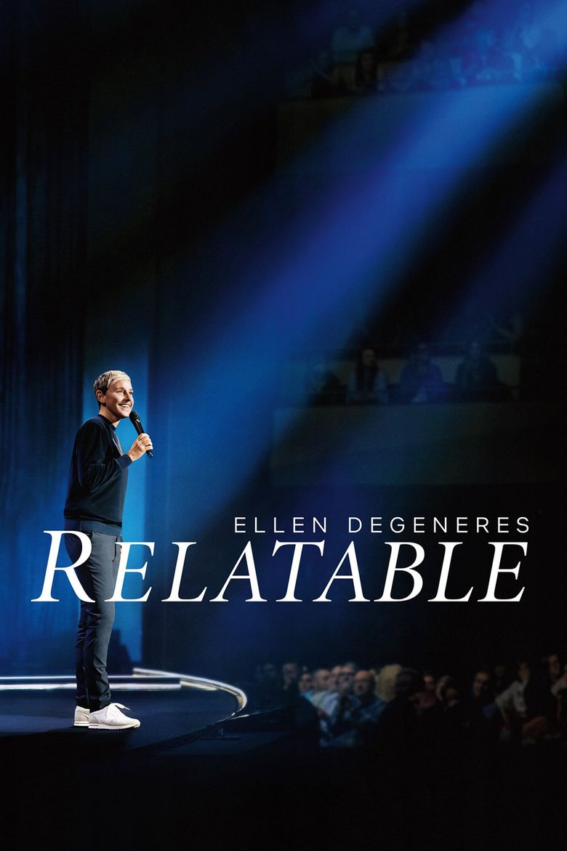Ellen DeGeneres: Relatable Poster