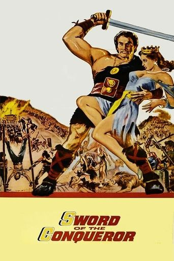 Sword of the Conqueror Poster