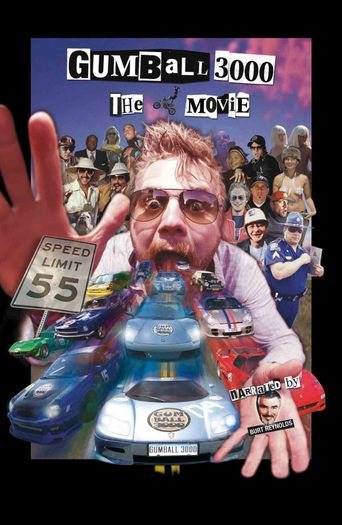 Gumball 3000: The Movie Poster