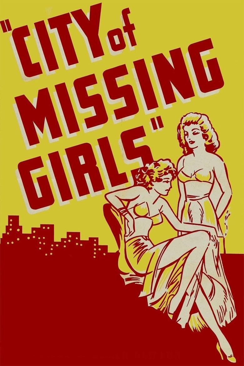 City of Missing Girls Poster
