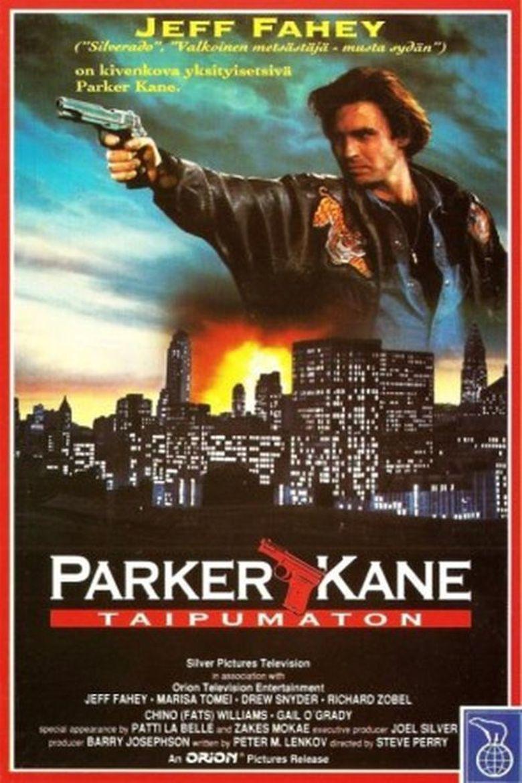 Parker Kane Poster
