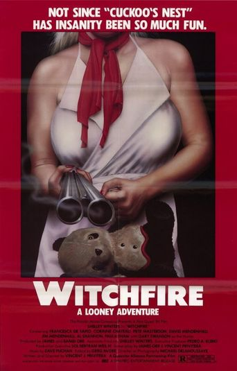 Witchfire Poster