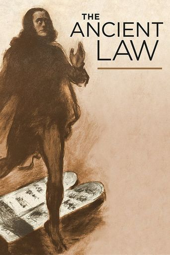 The Ancient Law Poster
