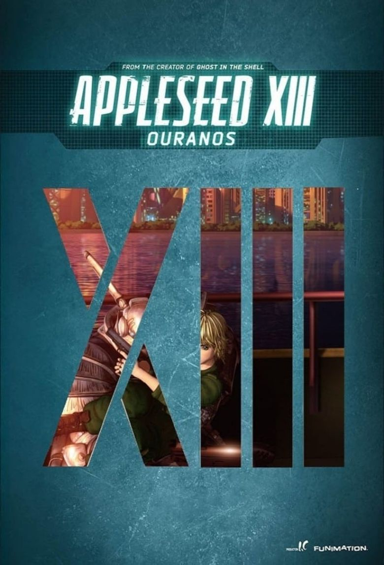 Appleseed XIII: Ouranos Poster