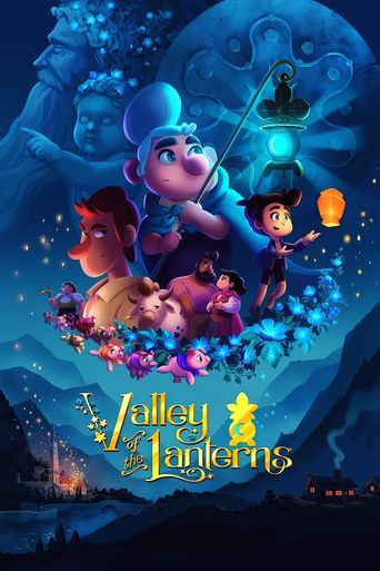 Valley of the Lanterns Poster