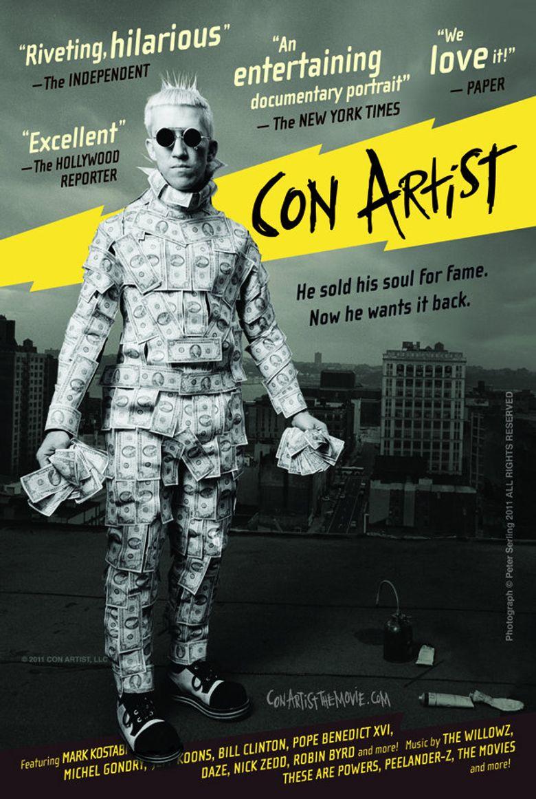 Watch Con Artist