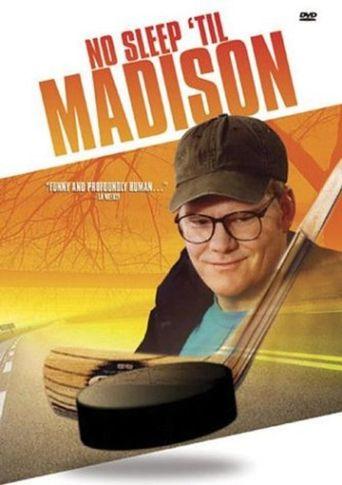 No Sleep 'til Madison Poster