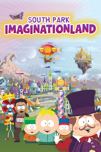 South Park: Imaginationland Poster