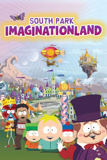 South Park: Imaginationland Poster
