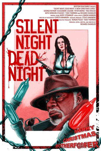 Silent Night, Dead Night: A New Christmas Carol Poster
