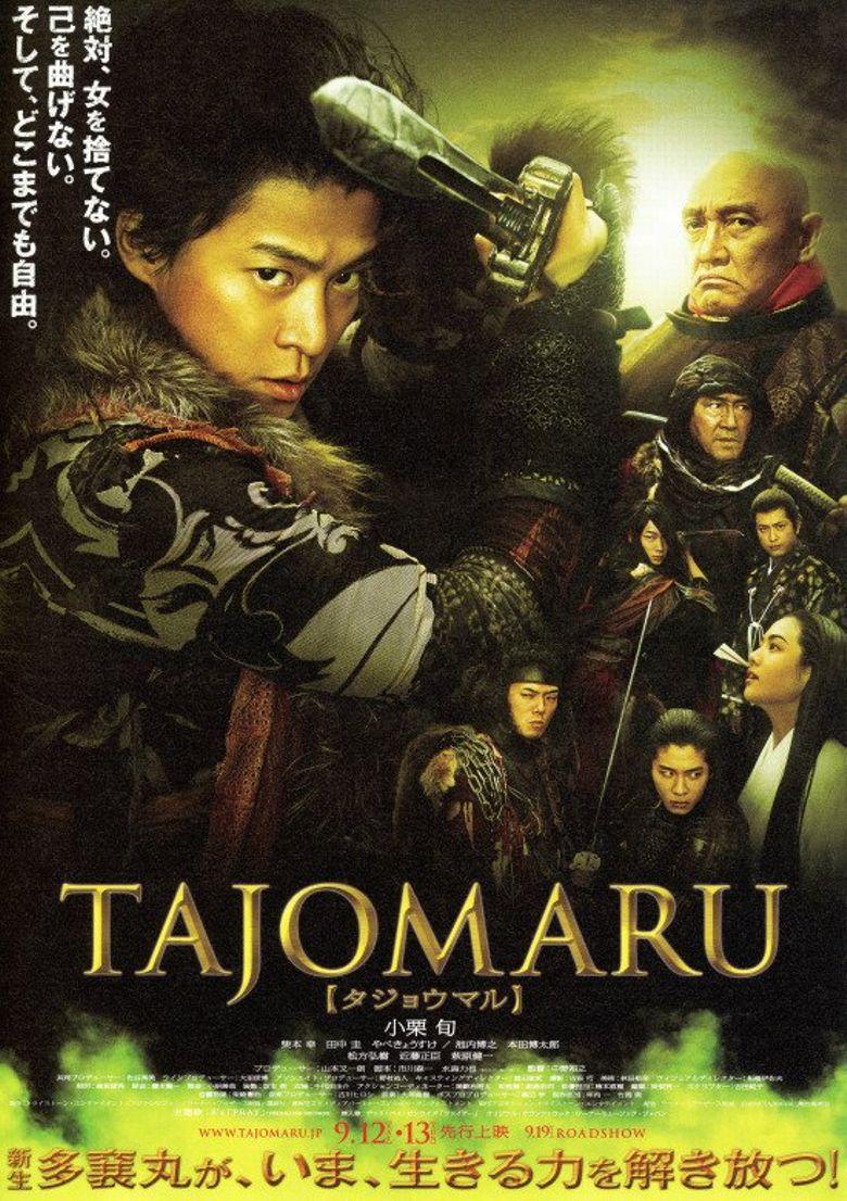 Tajomaru – Avenging Blade Poster