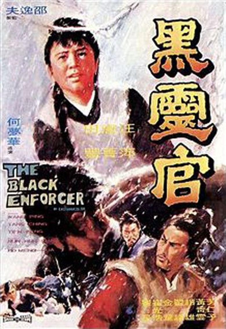 The Black Enforcer Poster