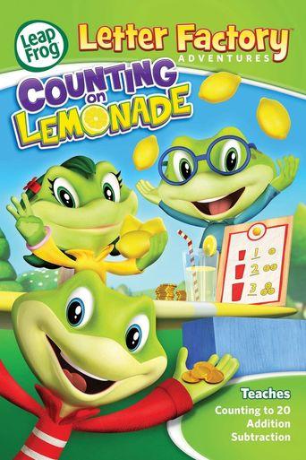 LeapFrog Letter Factory Adventures: Counting on Lemonade Poster